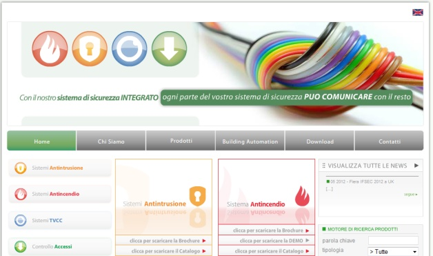 attività di web marketing per antincendio