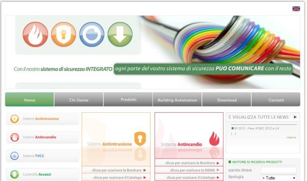 web marketing per teledata
