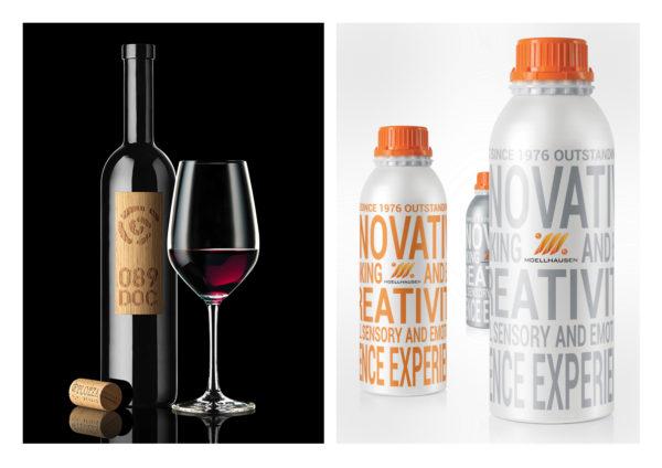 Packaging per Plozza Vini