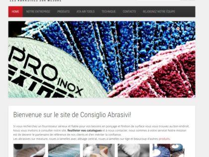 Catalogo Web prodotti industriali
