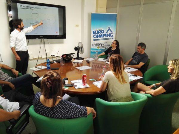 Corso di Web Marketing presso Eurocamp