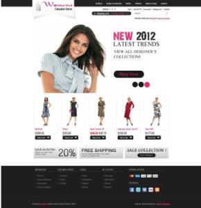 creazione siti commerce