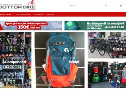 Ecommerce per Dottorbike