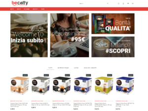 Becoffy con Prestashop