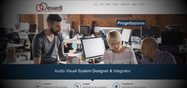Sito WordPress per System Integrator