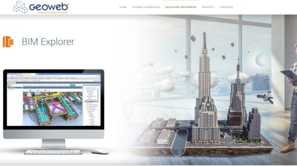 Il nuovo sito di Geoweb