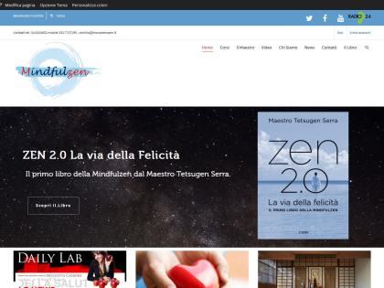 Mindfulzen in WordPress