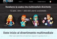 software montaggio video Moavi