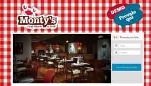 sistema prenotazione tavoli online ristoranti pizzerie