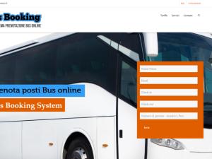 Sistema prenotazione posti Bus, Pullman e Autobus online