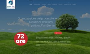 realizzazione sito Joomla 3 e Yootheme Pro milano