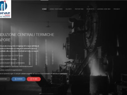 Fuochisti.it sito in Joomla + YoothemePro