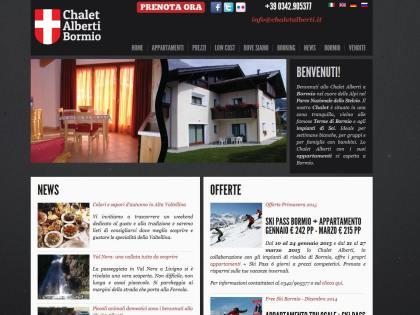 Chalet Alberti – Joomla