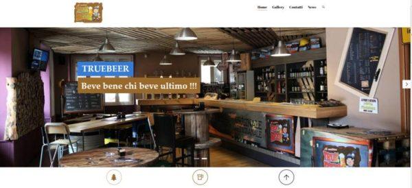 Sito in WordPress per Birrificio