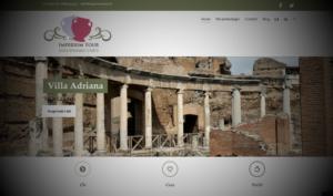 Sito per guida turistica archeologia