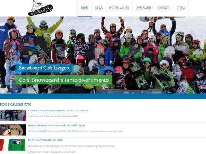 Snowboard Club Livigno