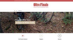 sito web per tour e avventure