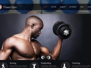 5 fantastici siti web per Palestre e Club Fitness