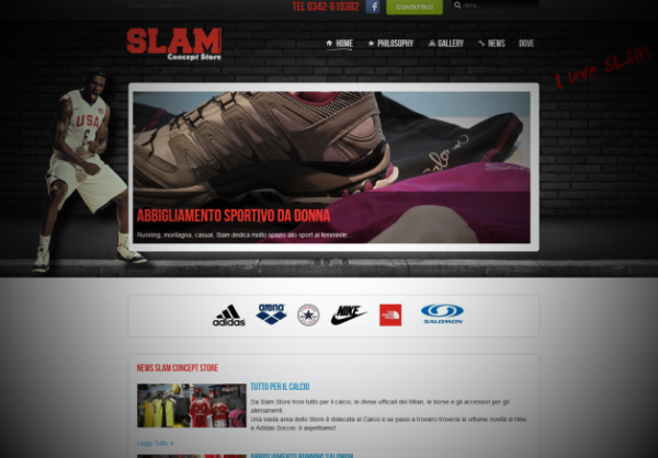 Slam Concept Store