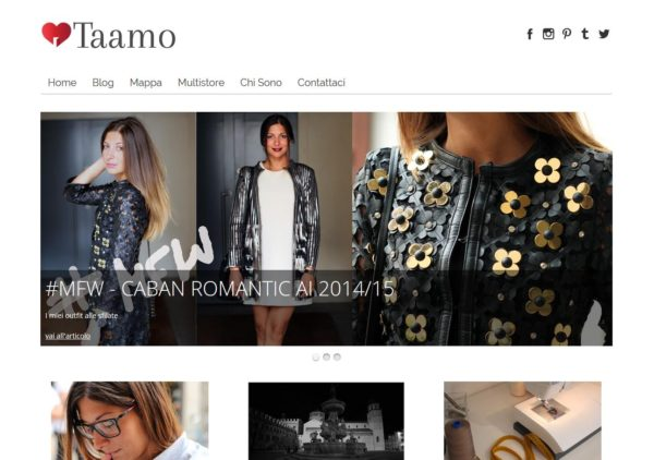 Taamo – Blog Fashion